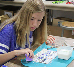 August Art Camp Ages 11-14
